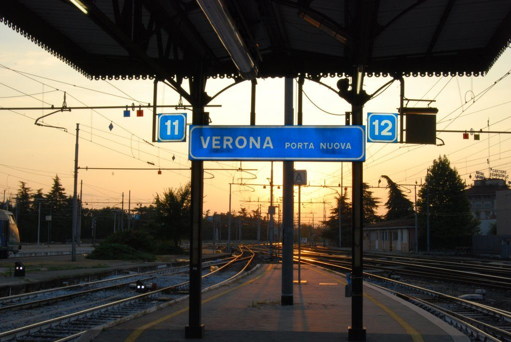 Come arrivare in treno a Verona? | International Europe